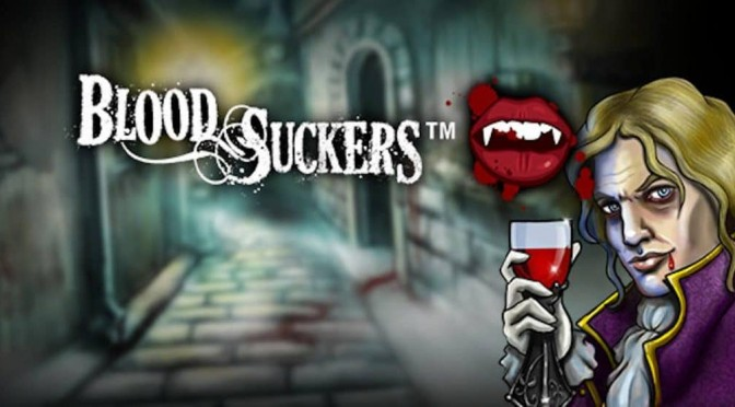 Blood Suckers kolikkopeli