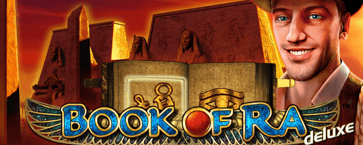Book of Ra peliautomaatti