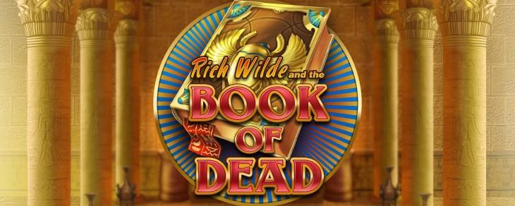 Book of Dead hedelmäpeli
