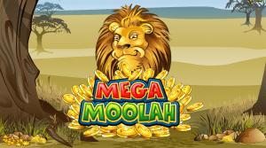 Mega Moolah progressiivinen kolikkopeli