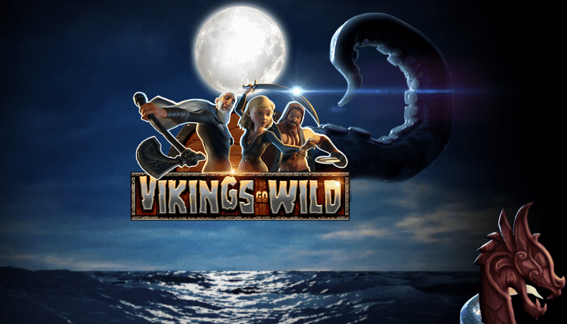Vikings go Wild kasinopeli