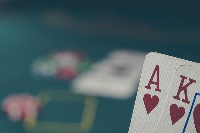 pokeri nettikasinolla: kierrätysvaatimukset