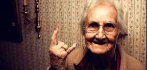Mummu bingossa
