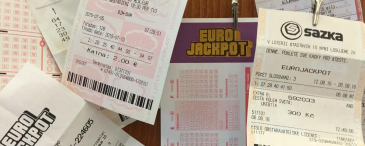 Eurojackpot kuponkeja